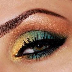 beautiful #eyes #makeup