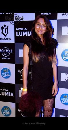 Anusha Dandekar at HRC Mumbai - Women's Day charity