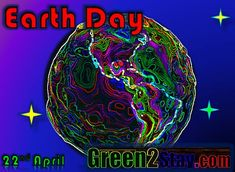 ‪#‎EARTHDAY‬ ‪#‎SWD‬ ‪#‎GREEN2STAY‬ 'We Only Have One!' http://green2stayecotourism.webs.com/