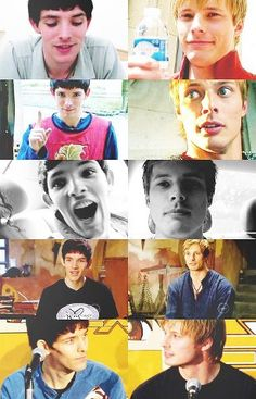 Bradley James: Have you been to Cardiff before? Colin Morgan: Are there any ginger people in Cardiff? Bradley James: ...I think there are one or two... Colin Morgan: No, I'm not really looking forward to going to Cardiff. Bradley James: Fair enough. The only acceptable form of racism, being that of racism against... gingers... apparently. I personally do not take part in such forms of racism.
