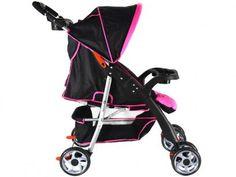 Carrinho de Bebê Berço para Passeio Love 152 - Reclinável 3 Posições para Crianças até 18kg com as melhores condições você encontra no Magazine Sualojaverde. Confira!