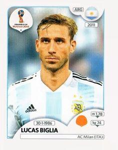 269 - Lucas Biglia ARGENTINA