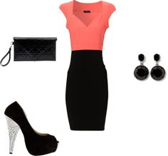 Night Out, created by elise-hayward on Polyvore