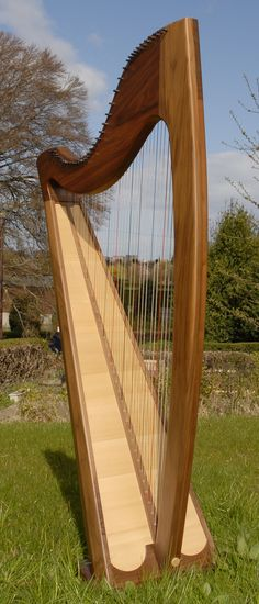 The Clarsach (harp) is Scotland's oldest instrument