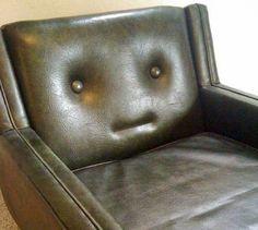 30 Times Everyday Objects Hilariously Look Like Something Else #BemeThis #Pareidolia #FunnyFaces #Creepy #OpticalIllusions #LaughingFaces #Funny