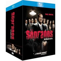 The Sopranos - The Complete Series [Blu-Ray Box Set]