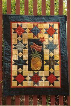 :: Patriotic Quilt Pattern ::