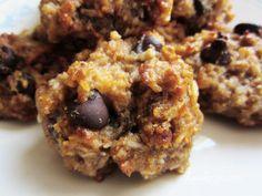 Caramel Apple Turnovers, PB & Coconut Cookies, Dark Chocolate Bites, Almond Chia Crackers, Pear Galette, & Energy Bars