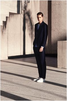 COS Collaborates with Mr Porter for Summer 2015 Capsule Collection