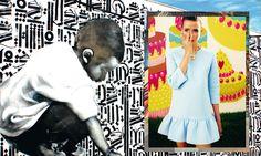 Blonde Magazin // FOTOS Marco Trunz c/o Sonja Heintschel, STYLING Hannah Godde, FOTOASSISTENZ Idriss Azougaye, HAIR & MAKE-UP Janina Zais c/o Closeup Agency, MODEL Carly E c/o Wilhelmina Miami