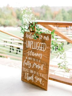 Beautifully Rustic Southern Fall Wedding from Cottonwood Road Photography - MODwedding Wedding Arbor Decorations, Wedding Arbor Rustic, Rustic Wedding Centerpieces, Rustic Weddings, Fall Wedding Makeup, Mod Wedding, Wedding Signs, Wedding Ceremony, Wedding Bells