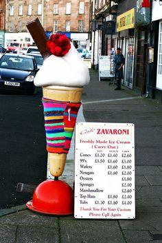 Yarn Bomb | Flickr - Photo Sharing!