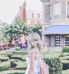My Pretty & Pink Walt Disney World Adventures, Disneyland, disneyworld, Disney blogger, Disney style, Disney dresses, Mickey Mouse ears, dress blogger, girly girl, girl girl Adventures, Cinderella, cinderellas castle, the magic kingdom