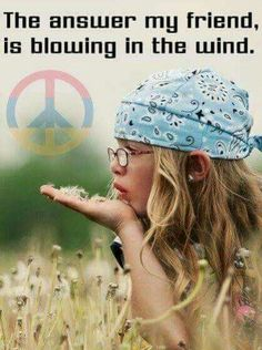 Love & Peace is the answer