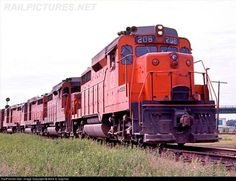 RailPictures.Net Photo: CGW 208 Chicago Great Western EMD GP30 at East Dubuque, Illinois by Mark G. Gayman: