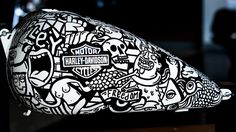 A collaboration with Harley Davidson, Labirinto Contemporary and myself for the A-Mar exhibition in the Algarve.