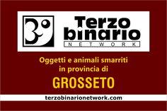 Oggetti e animali smarriti in provincia di Grosseto