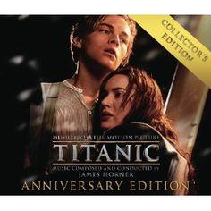Titanic 4 CD Anniversary Edition