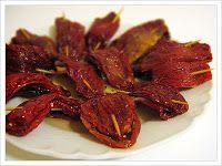 Domácí sušená rajčata v oleji (pomodori secchi) | Home-Made.CéZet