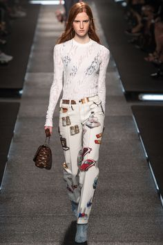 Louis Vuitton Spring 2015 Ready-to-Wear - Collection - Gallery - Look 3 - Style.com
