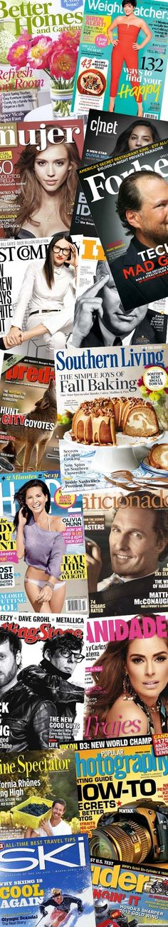 Free Magazines Wine Spectator And Diabetic Living On