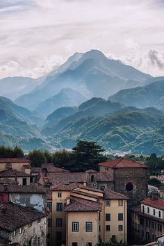The town in the hills of Tuscany by VictorGrow on Oh The Places You'll Go, Places To Visit, Beautiful Places To Travel, Romantic Travel, Sorrento Italy, Naples Italy, Sicily Italy, Venice Italy, Travel Aesthetic