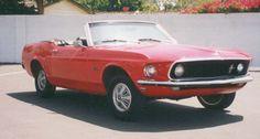 My dream car! '69 Mustang