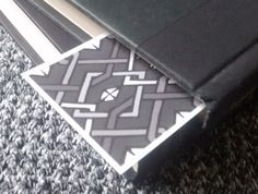 Fili Dwarven Knotwork Inspired Bookmark by jezunya on Etsy