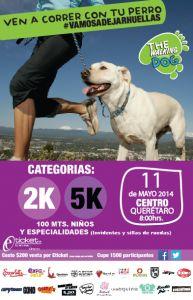 ¡Llega a Querétaro una Carrera de Pelos!