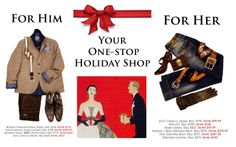 Your one-stop holiday shop for him and for her. Style up your holiday look with #NanniCouture & #Contrasta. #hazeltonlanes  #menswear #womenswear #luxury #fashion #style #holiday #gifts #lovely #classic #modern #swag #shopping #sweet #love #Yorkville #Toronto #Christmas #askTony #askBernadette #belts #accessories #gloves #shoes #justcavalli #robertgraham #alberto