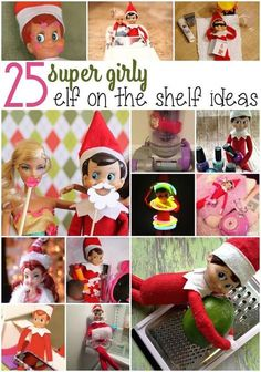 Elf on the Shelf Ideas {that our boys will love}