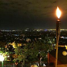 "drinks with a view @ Mirablau #Barcelona #Tibidabo"""