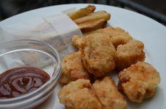 Chicken Nuggets and Fries | FaveGlutenFreeRecipes.com