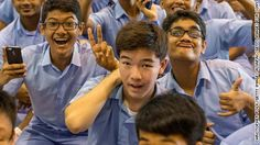 Singapore is officially the country with the smartest high-school kids in the world. What's it doing right?