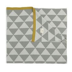 The Modern Baby - Ferm Living - Little Remix Blanket - Grey