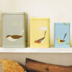 Birdy set of 3 nesting storage tins Magpie http://www.amazon.co.uk/dp/B00AHZOLV2/ref=cm_sw_r_pi_dp_hzpJtb1DMPVC3CT5