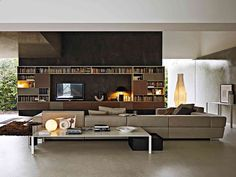 Glass House by Molteni