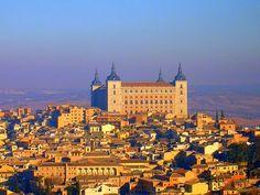 Toledo, Spain - Wolpy