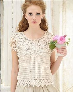 crochet lace-free pattern