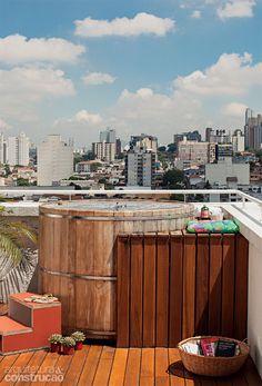 Apartamento na Vila Madalena: charmoso como o bairro, em SP - Casa