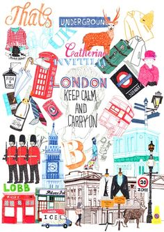 LONDON - shogosekine
