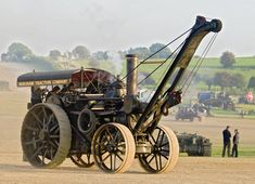 'The focus of the Great Dorset Steam Fair is heritage machinery: 200 working steam engines are on display, some of them hard at work sawing wood, hauling loads or driving ploughs and threshing machines.' Slow Travel Dorset www.bradtguides.com