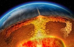 Does a planet need plate tectonics to develop life? Plate tectonics may be a phase in the evolution of planets that has implications for . United States Geological Survey, Lakes In California, Composition, Plate Tectonics, La Formation, Earth Science, Mother Earth, Climate Change, Airplane View