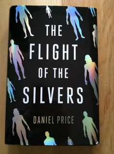 Had some interesting ideas, although some of the characters were not fully developed. But promising overall. #FlightofTheSilvers