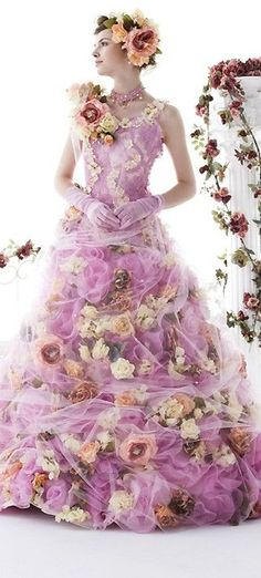 Stella De Libero Over Done But I Still Like Pinterest Gowns Beautiful And Costumes