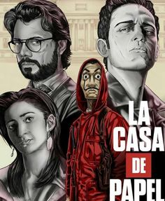 You are watching the movie Money Heist on Putlocker HD. An enigmatic character called The Professor plans something unique when he plots to carry out the biggest robbery in history. Best Tv Shows, Movies And Tv Shows, Netflix Series, Tv Series, Money Wallpaper Iphone, Game Of Thrones Art, Best Horror Movies, Naruto Wallpaper, Paper Houses