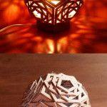 geometric-cardboard-lamps
