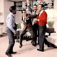 What will be your plans for NYE, gentlemen? #RatPack #Gentlemen #Celebrations