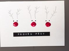 Grüße und Sprüche zu Weihnachten Christmas Cards To Make, Christmas Card Sayings, Homemade Christmas Cards, Christmas Party Games, Christmas Wishes, Christmas Greetings, Xmas Cards, Handmade Christmas, Diy Christmas Gifts