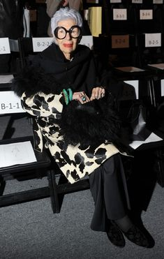 17 Photos That Prove This 91-Year-Old Woman Dresses Better Than You